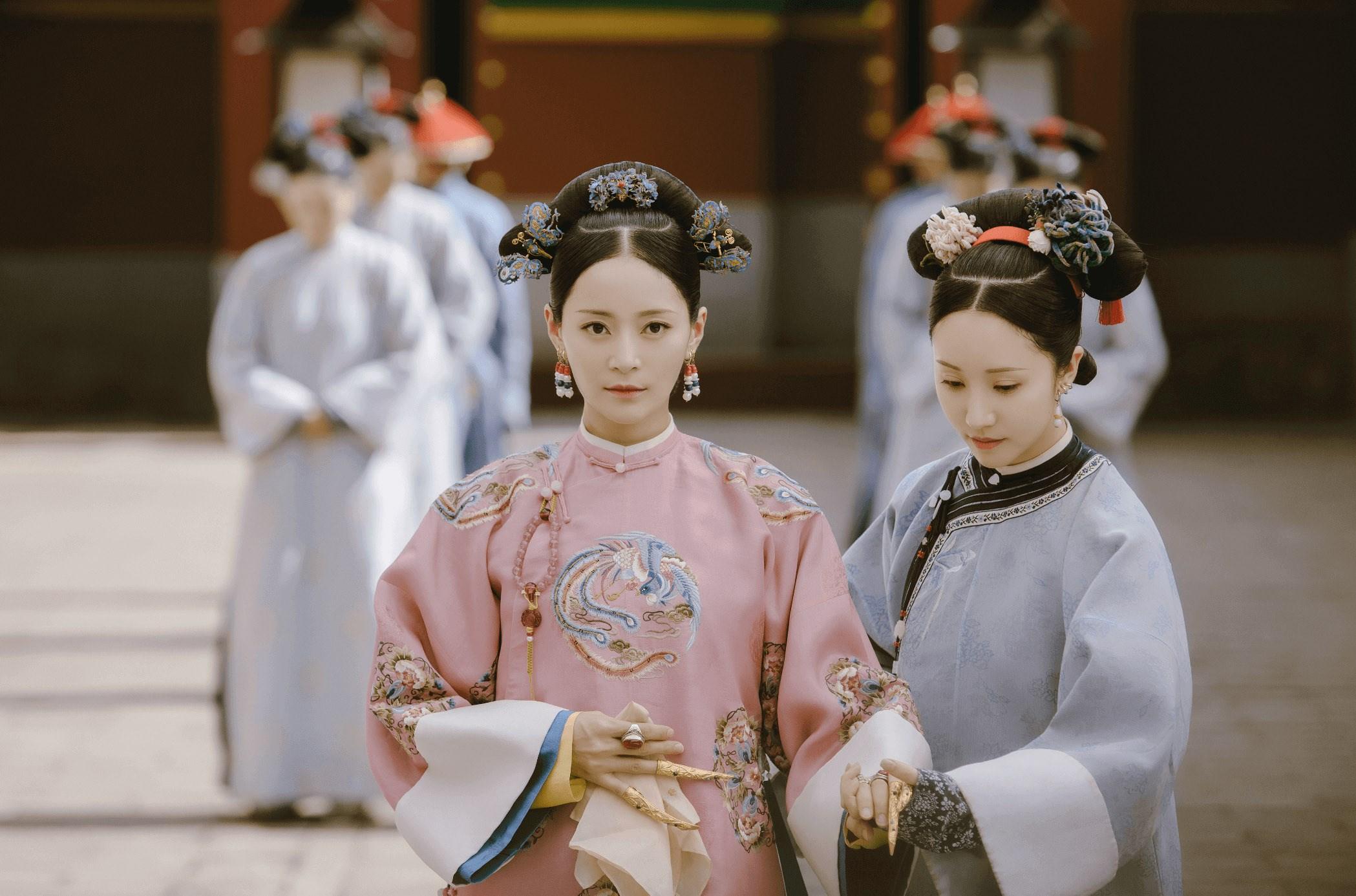 《延禧攻略》乾小四宠妻升级 璎珞花式撩汉喜提令妃