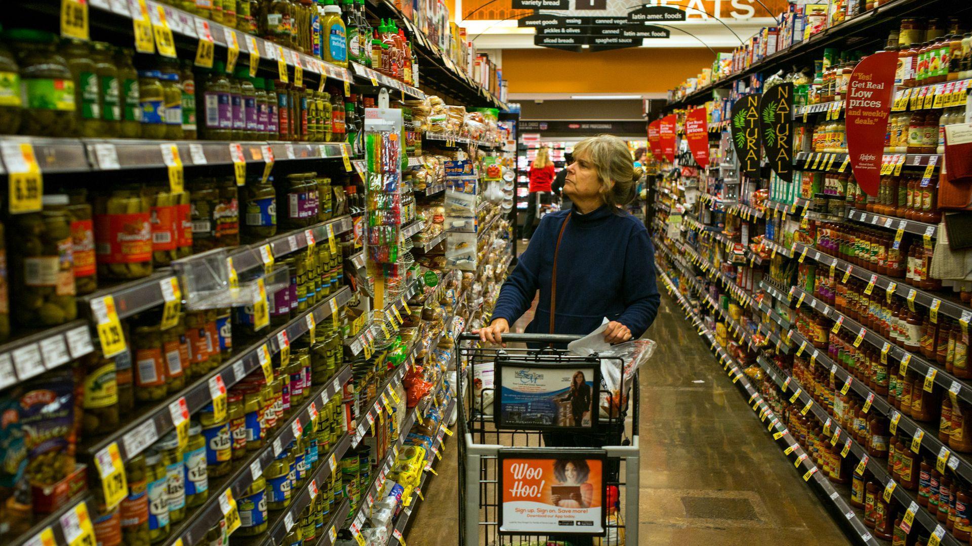 美国克罗格超市与阿里达成合作 进军中国电商市场