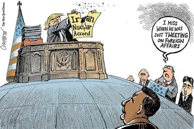 对决伊朗关键时刻,最铁杆盟友拒绝配合,美国