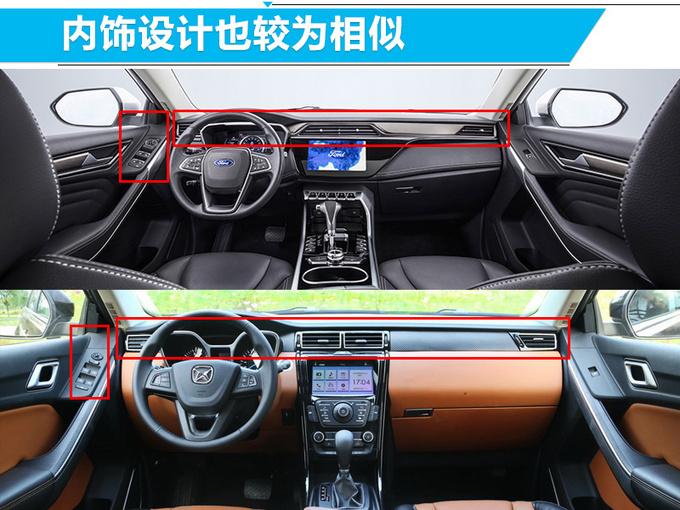 领域还是驭胜S330 福特中国专供SUV你买吗-图6