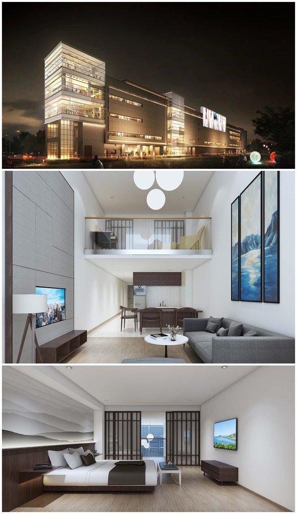 来到中国的首家诺富特全套房酒店,每一个细节都经过精心设计