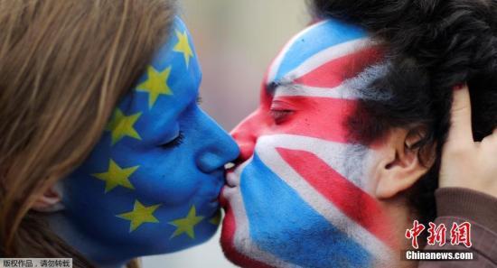 英国民调显示,第二次脱欧公投支持率持续攀升