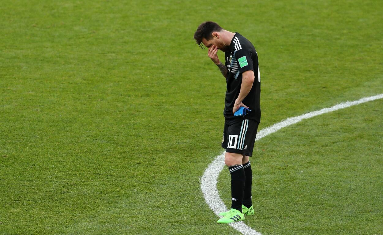 """梅西暂别国家队成三赢决定 阿根廷或提前体验""""二流球队""""时代"""