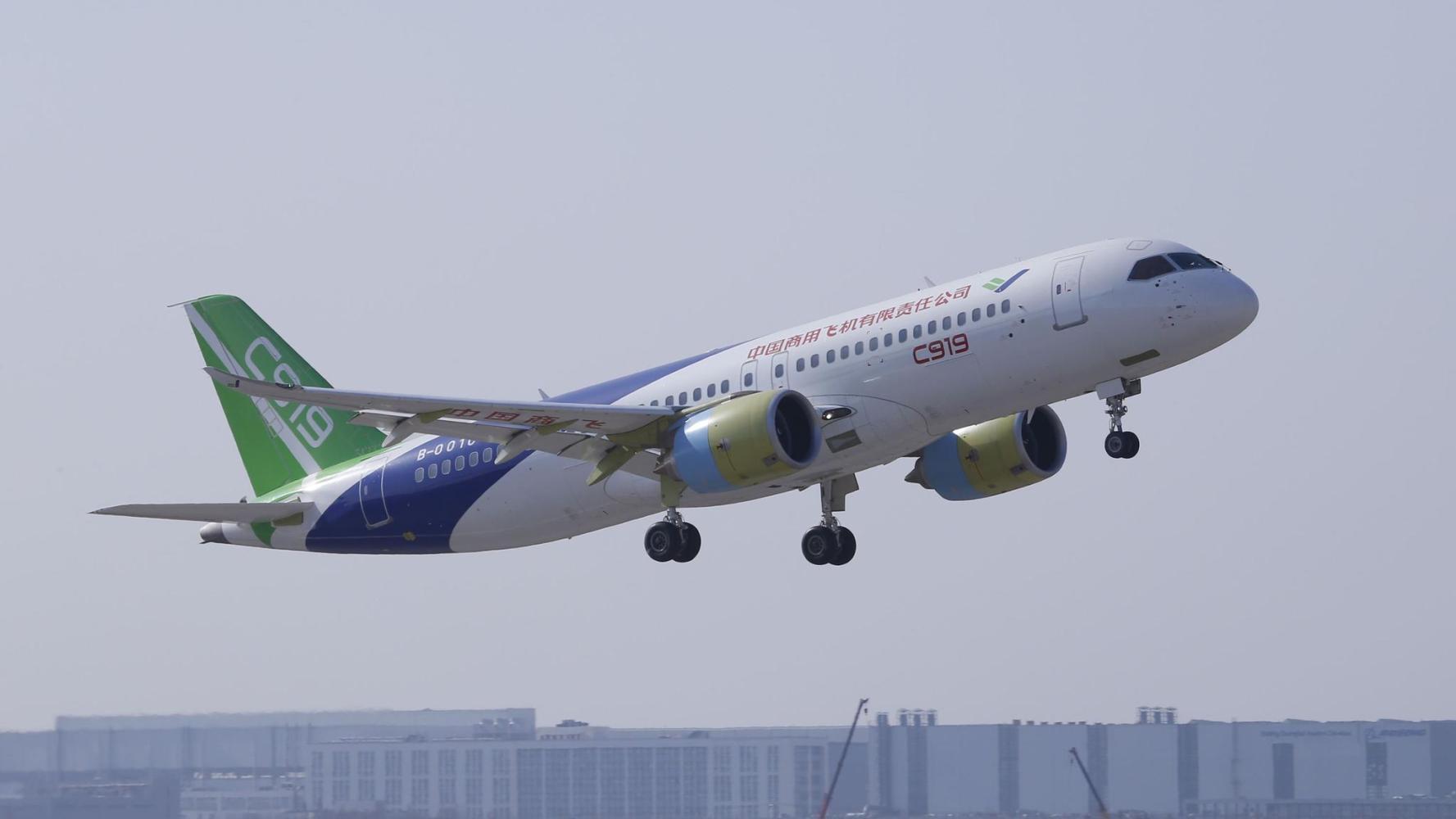 中国能造出歼20为何造不出宽体客机?连洛克希德在这领域都输过