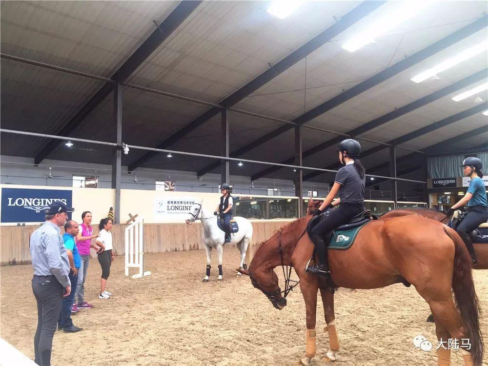 """马术训练营才不是孩子们的专属! 这两位""""大龄马术青年""""诠释什么是学到老、骑马到老!"""