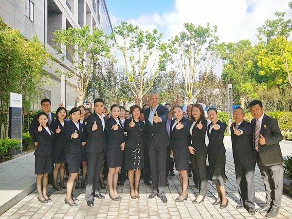 由华住集团、雅高酒店集团合力打造的上海虹桥诺富特全套房酒店期待您的光临