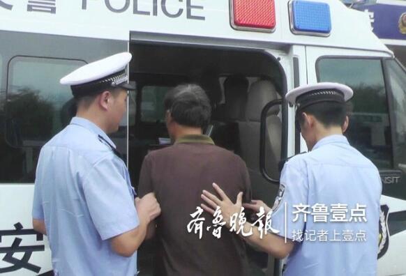 青岛一男子骑摩托车撞死人 佯装救人从医院逃逸