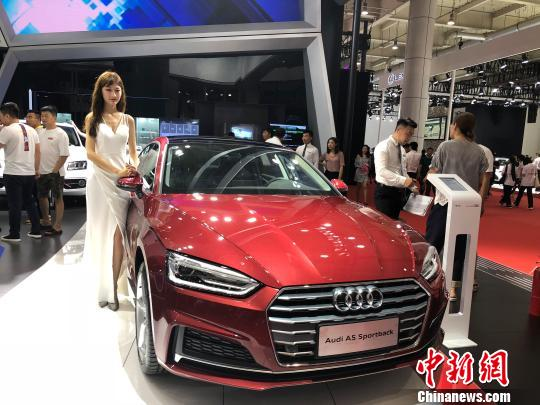 全球160个汽车品牌云集大连国际车展