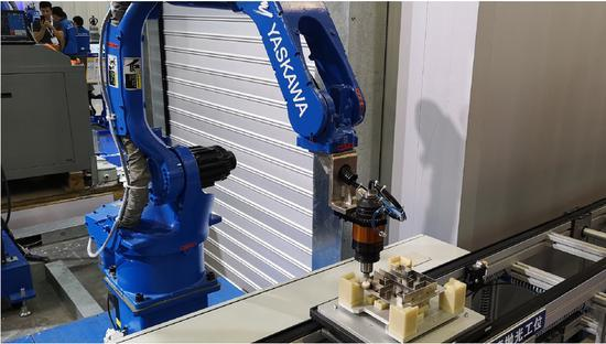 自动生产线立等可取定制化产品