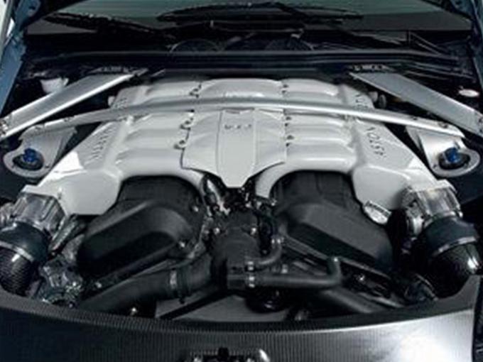 阿斯顿•马丁DBS Superleggera Volante-图4