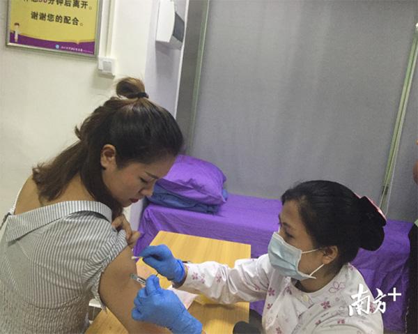 九价HPV疫苗今起可在深圳接种:三针四千元,每日十个名额