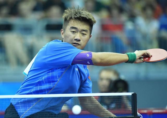 国乒全国冠军不敌17岁小将 男队2人输外战出局遭禁赛