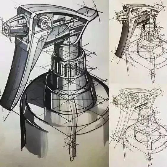 素描的透视和结构学不好,画什么都丑爆!