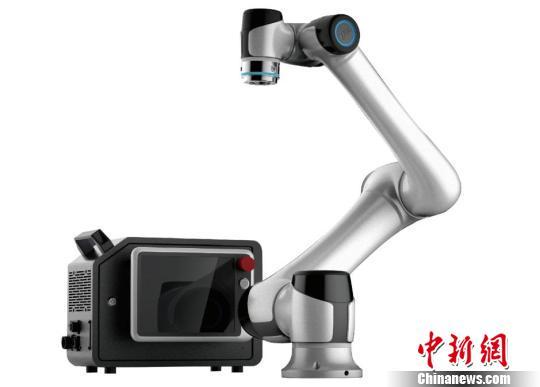 机器人智能云服务平台亮相2018世界机器人大会