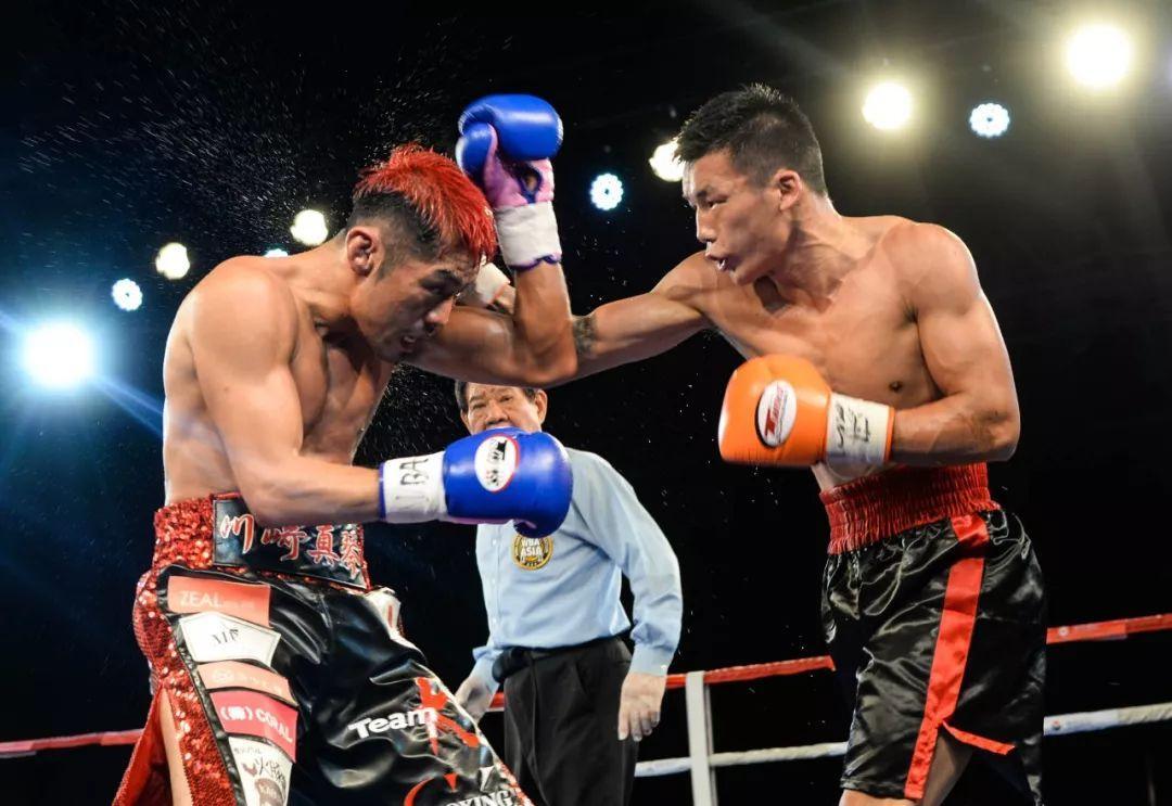 杨兴新迎战霍恩老对手,9月长沙卫冕亚洲金腰带