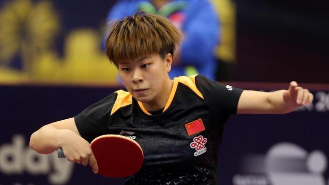 赞!国乒小将连四场比赛飘红 攻防碾压连续让出11-1!