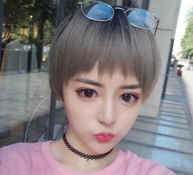 娃娃脸女生什么发型才能演绎自己的魅力呢?图片