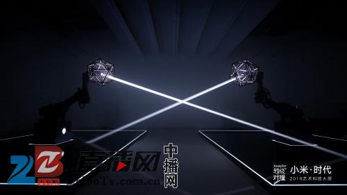 小米推出科技艺术大展--超级对撞Xcelerator