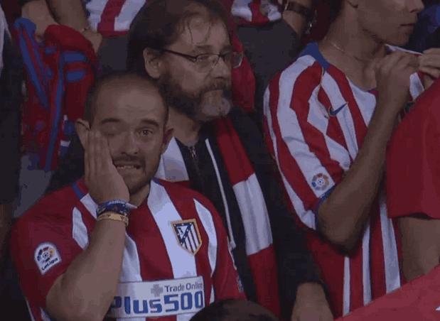 马竞击败皇马夺欧洲超级杯 这一瞬间感动所有人