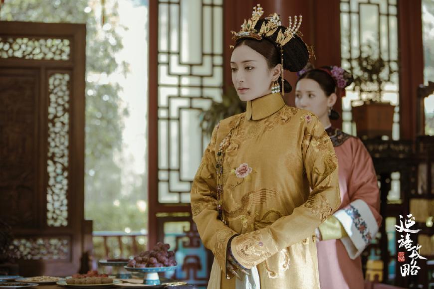 《延禧攻略》娘娘历史人物大还原,她才是乾隆最宠爱的妃子