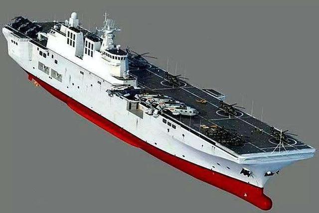 看完热血沸腾,中国海军2025蓝水舰队将达到何种规模!