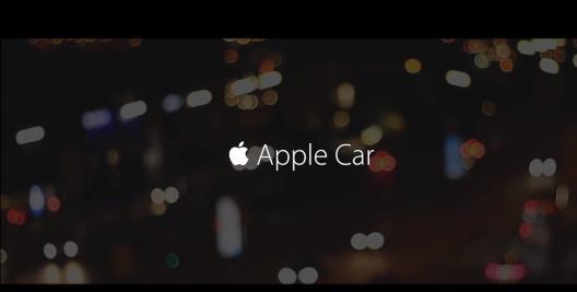 苹果首款新能源汽车大曝光,果粉捂腰期待月底出样