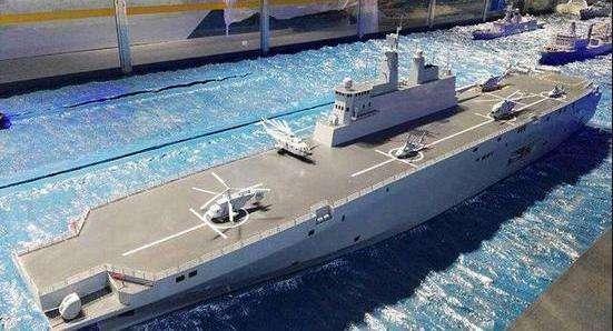 看完热血沸腾,中国海军2025蓝水舰队将达何种规模!