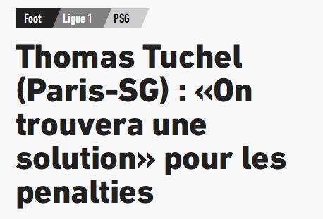 图赫尔:需要让姆巴佩专注,罚点球的事要一起决定