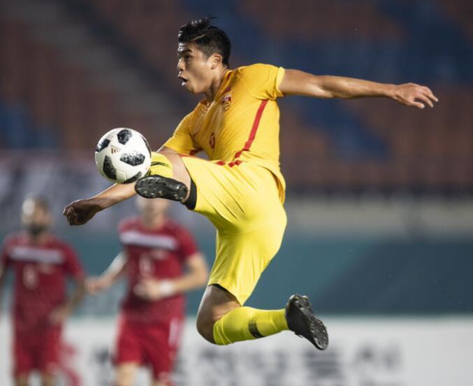 U23国足出线1人被赞世界级 要躺进8强需夺小组第1