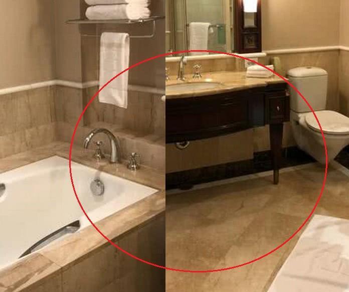 高云翔案进展:酒店浴室内景公布,证实张曦醉酒后有主动意识