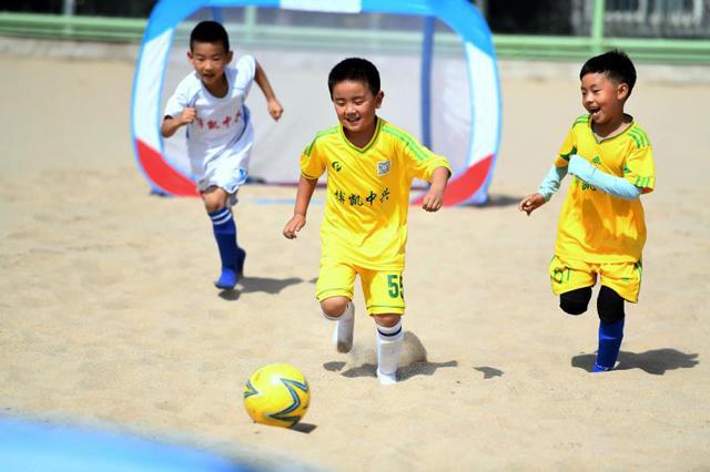 从娃娃抓起!官方:中国足协启动幼儿足球普及工程