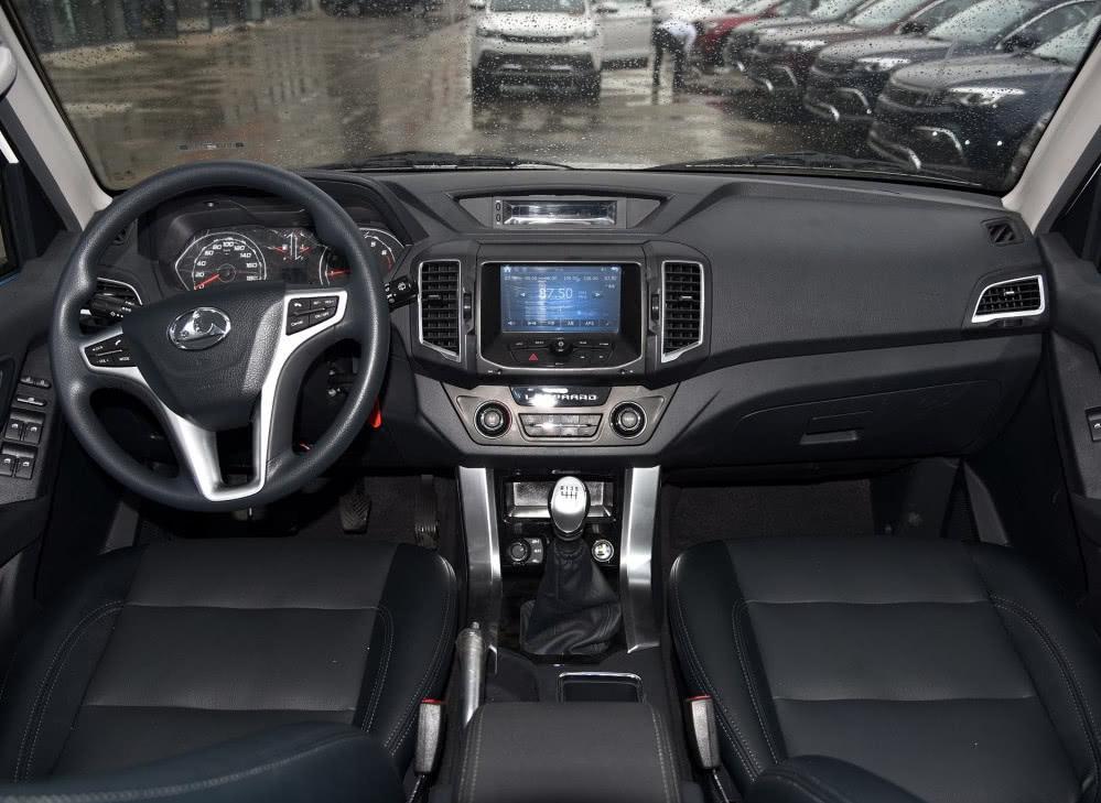 国产最厚道的硬派SUV20T四驱配7座仅卖12万起却无人问津