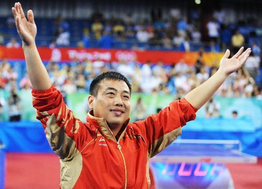 好日子!刘国梁结婚12周年恰逢亚运开幕 和妻子平淡庆祝
