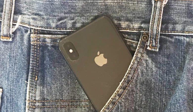 新研究:很少女性牛仔裤的口袋能装下iPhone X