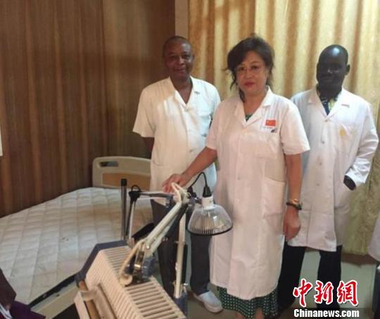 山西援非医生的医师节:对待患者不分国界