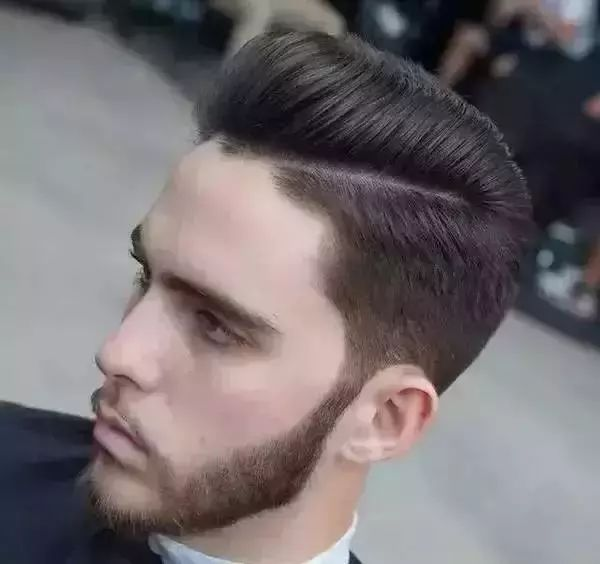 2018夏季男士流行发型指南,清爽又有型图片