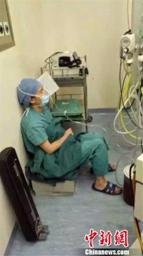 宁波市第一医院供图