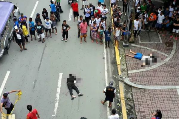 """驻菲使馆回应""""2名中国公民遭枪杀"""":正核实身份"""