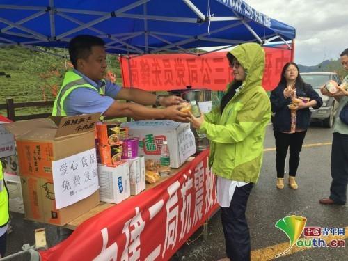 奉献高原的建筑工匠,九寨沟地震曾一天救助200人