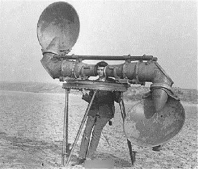 【总说装甲】什么是炮兵声测仪器
