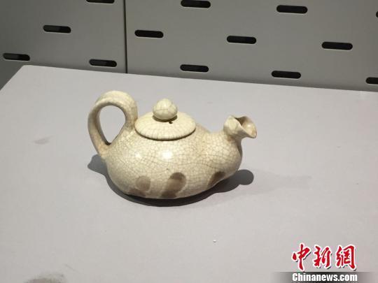 韩国陶艺名匠圆中国个展梦:愿成中韩茶文化交流桥梁