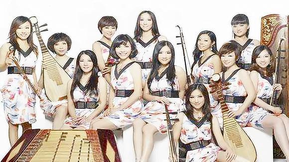 女子十二乐坊!民乐版《哆啦A梦》征服日本,让中国民乐火遍世界