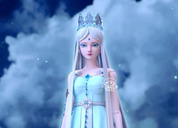 孔雀在叶罗丽仙境的真实身份是什么?这个细节让她和公主很相似图片