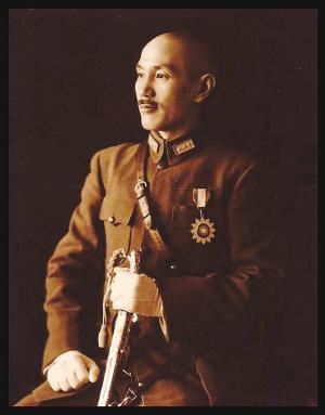 为什么西方学者认为做出开辟上海新战线的决定,蒋介石并不轻松