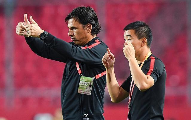 华夏主帅:这是一场有压力的比赛 球队成绩与实力不匹配
