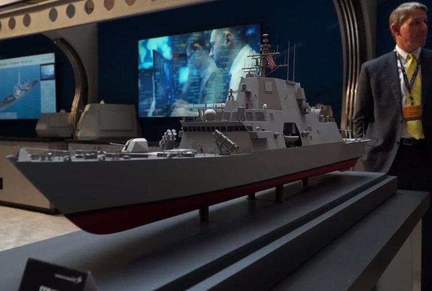 中国濒海战舰获12亿出口大单 美军火商羡慕嫉妒恨
