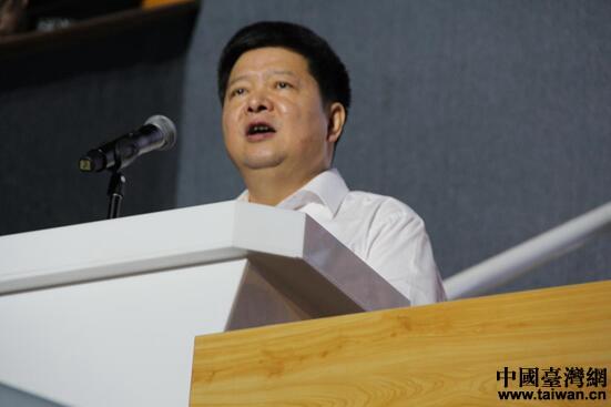 龙明彪在第二届海峡两岸武术交流会上的致辞全文