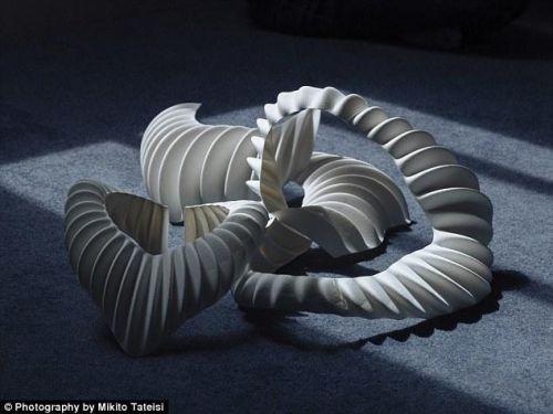 Jun Kamei的3D打印鳃可以让人类在水下呼吸