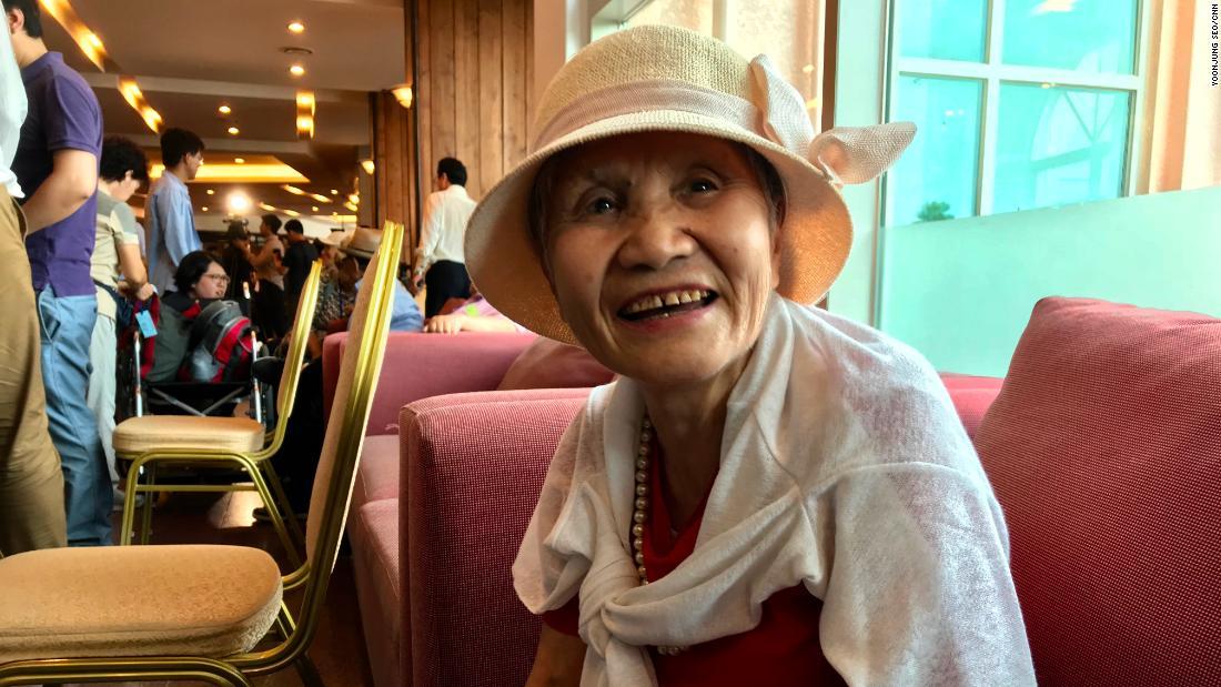 韩朝离散家属将会面:我能拥抱我那已70多岁的儿吗?