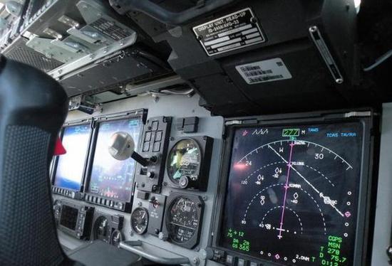运20座舱首曝光 多项新技术俄军都没有